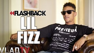 Lil Fizz on How He Continues to Make Money Off B2K Fame (Flashback)