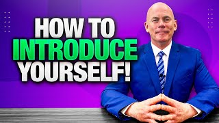 How To Introduce Youŗself In An Interview! (The BEST ANSWER!)