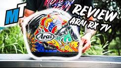 Arai RX7V ist er sein Geld wert? | Mototech Review