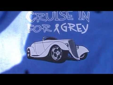 St. Jude Charity car show Madison Ohio 9/20/15 Cruise in for Grey