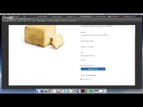 Come creare un sito di e-commerce con Flazio