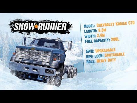 New Truck Snowrunner 04 Gameplay Walkthrough Youtube