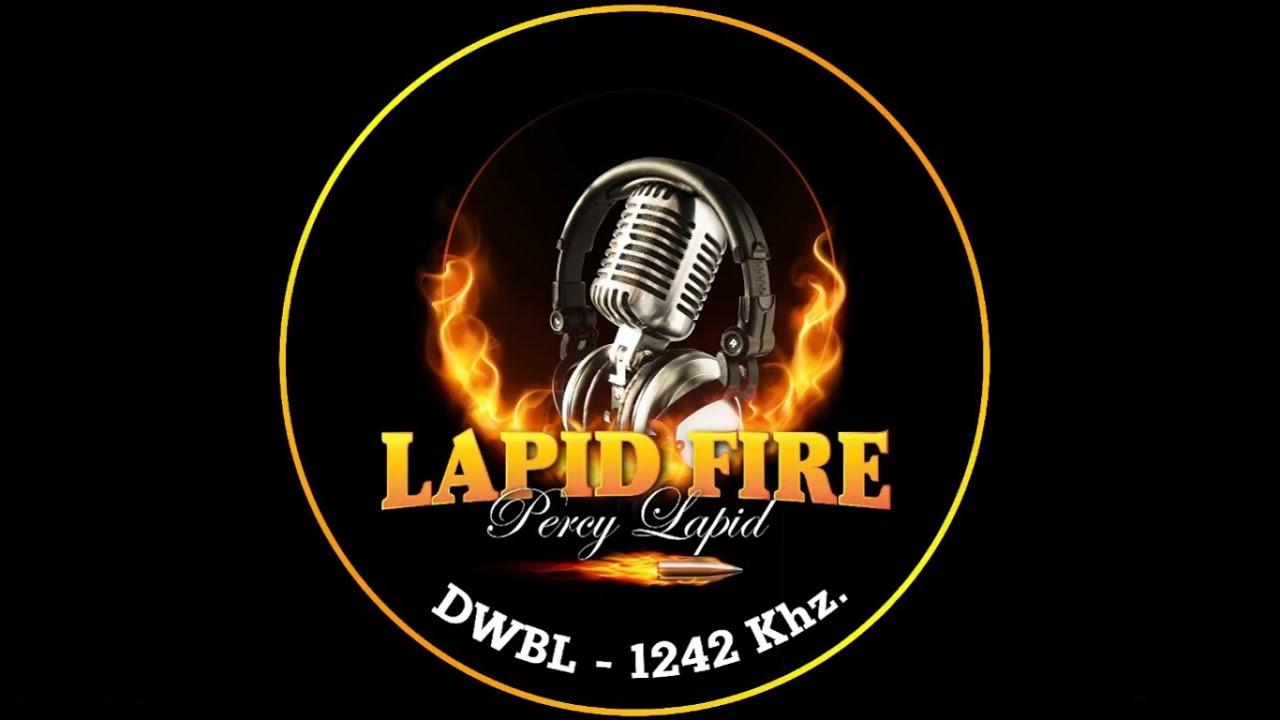 LAPID FIRE_June 16, 2021 (First Part)