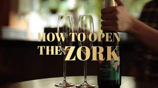 How to open the Zork