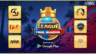 2019 Clash Royale League Final Mundial (Español)