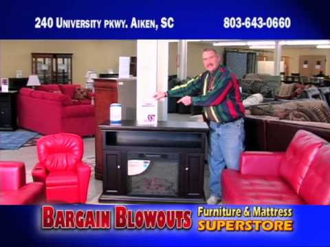 Bargain Outs Furniture Mattress Super January 2017 Ad