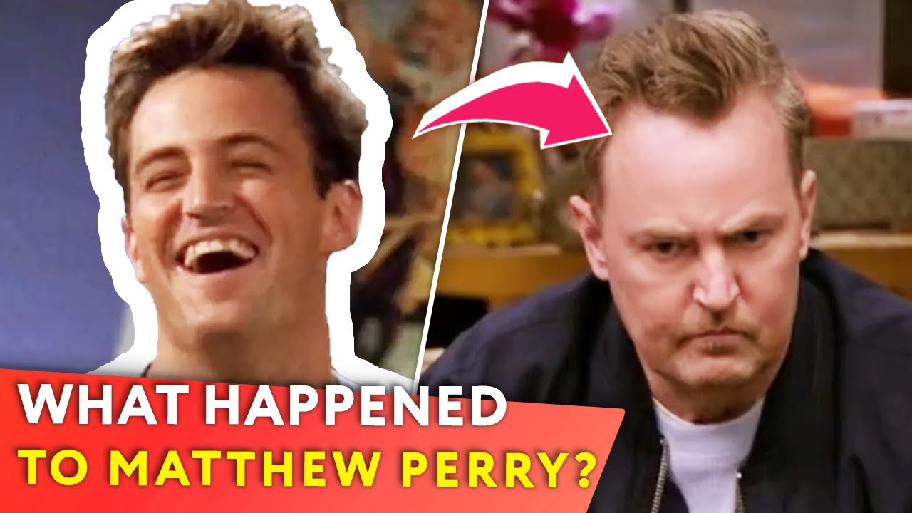 Matthew Perry: From Loser To Successful ENGAGED Man |? OSSA