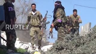 Syria: Turkish army and FSA troops engage in combat in Afrin suburbs