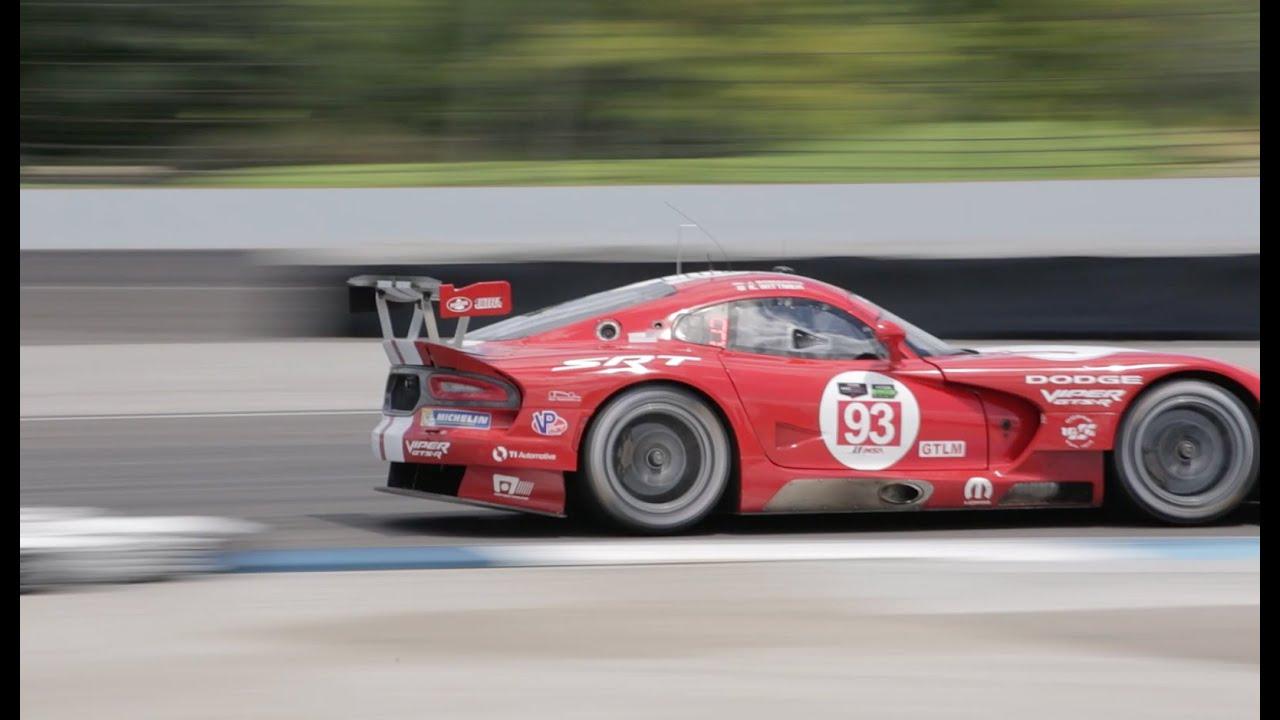 Srt Motorsports Dodge Viper Srt Gts R Wins Imsa
