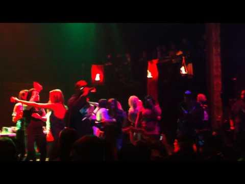 Three 6 Mafia - Poppin' My Collar, Detroit, MI 11/06/10
