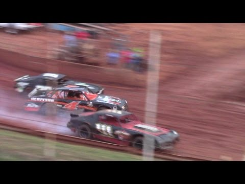 Winder Barrow Speedway Stock Eight Cylinders 6/25/16