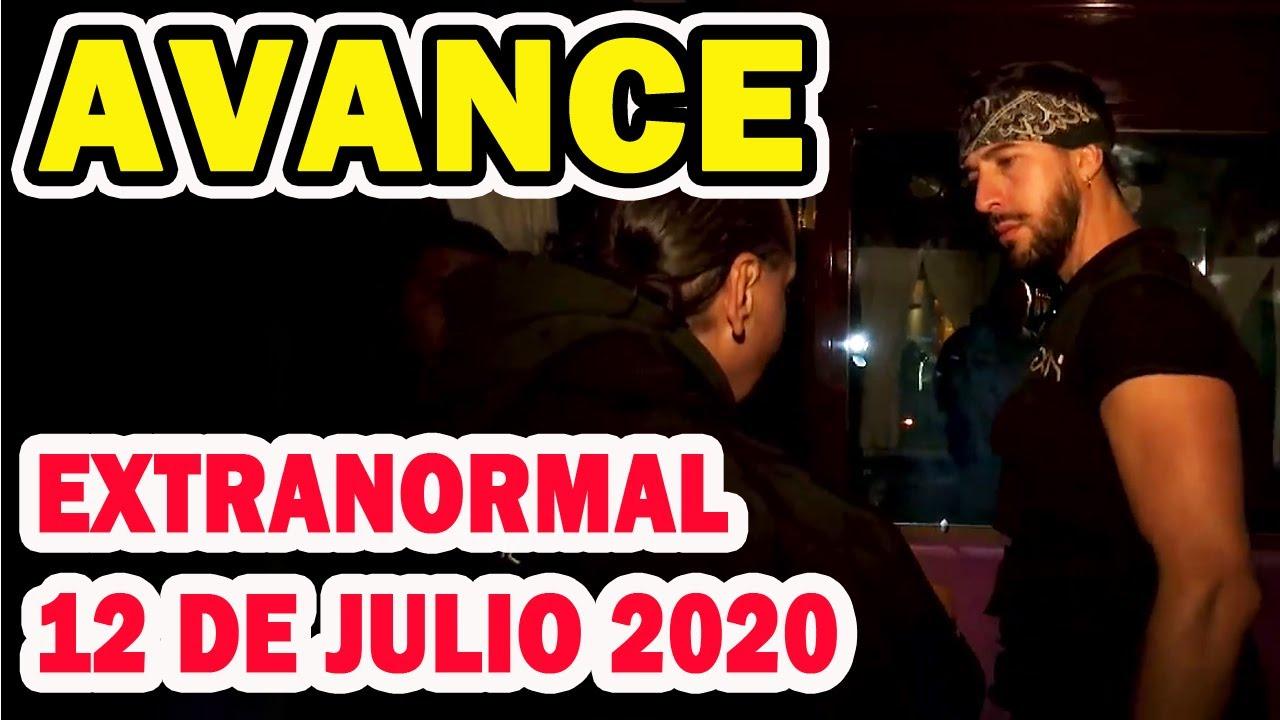 Avance extranormal 12 de julio del 2020 HD Almas Separadas