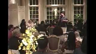 All Because of Jesus - soloist - Dani Barrera - Andrae & Sandra Crouch Birthday, July 2000
