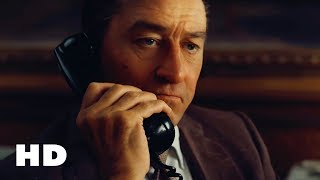 THE IRISHMAN Teaser (2019) Netflix