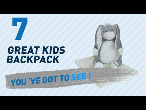 Vital Innovations Kids Backpacks // Amazon UK Most Popular