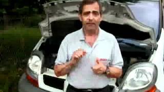 Bruit de combustion parfait moteur avec C 99 Diesel