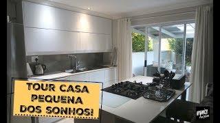 TOUR: CASA PEQUENA DOS SONHOS!  | Organize sem Frescuras!
