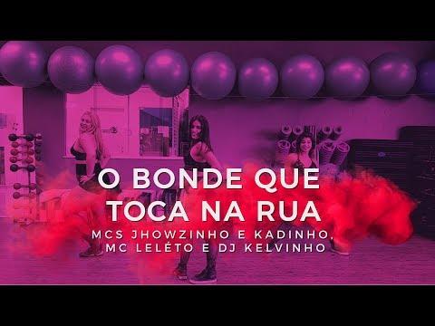 O Bonde Que Toca na Rua - Mcs Jhowzinho e Kadinho, Mc Leléto e DJ Kelvinho | Coreografia ADC