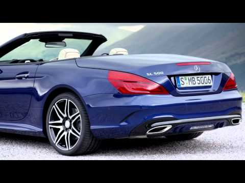 2016 mercedes benz sl 500 design youtube. Black Bedroom Furniture Sets. Home Design Ideas