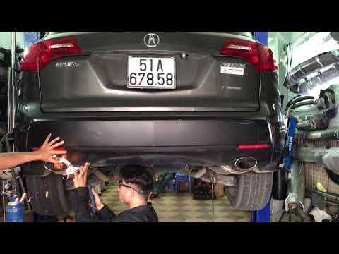 Độ pô xe Honda Acura-Hotline:0909657879