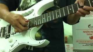 Học đàn guitar cơ bản - Hướng dẫn tất cả CÁC KIỂU HARMONIC trên guitar phần 2  [HocDanGhiTa.Net]