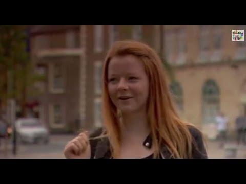Fixers Rape Prevention Story on ITV News Tyne Tees, August 2014