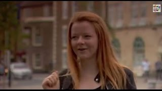 Fixers Rape Prevention Story on ITV News Tyne Tees, August 2014