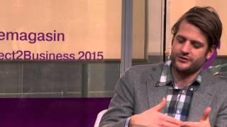Breakit intervjuar Sebastian Siemiatkowski