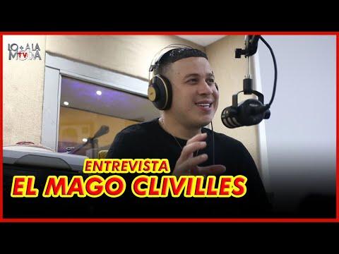 """EL MAGO CLIVILLES NOS CUENTA COMO LLEGA A LA TELEVISION Y NOS HACE TRUCO DE MAGIA """"TE VOLARA EL🤯"""""""