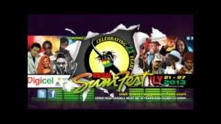 Reggae Sumfest 2013!  JULY 21-27 2013 in Montego Bay, Jamaica