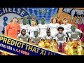 CAN WE GET BACK TO WINNING WAYS? || CHELSEA vs A.S ROMA || Predict That XI