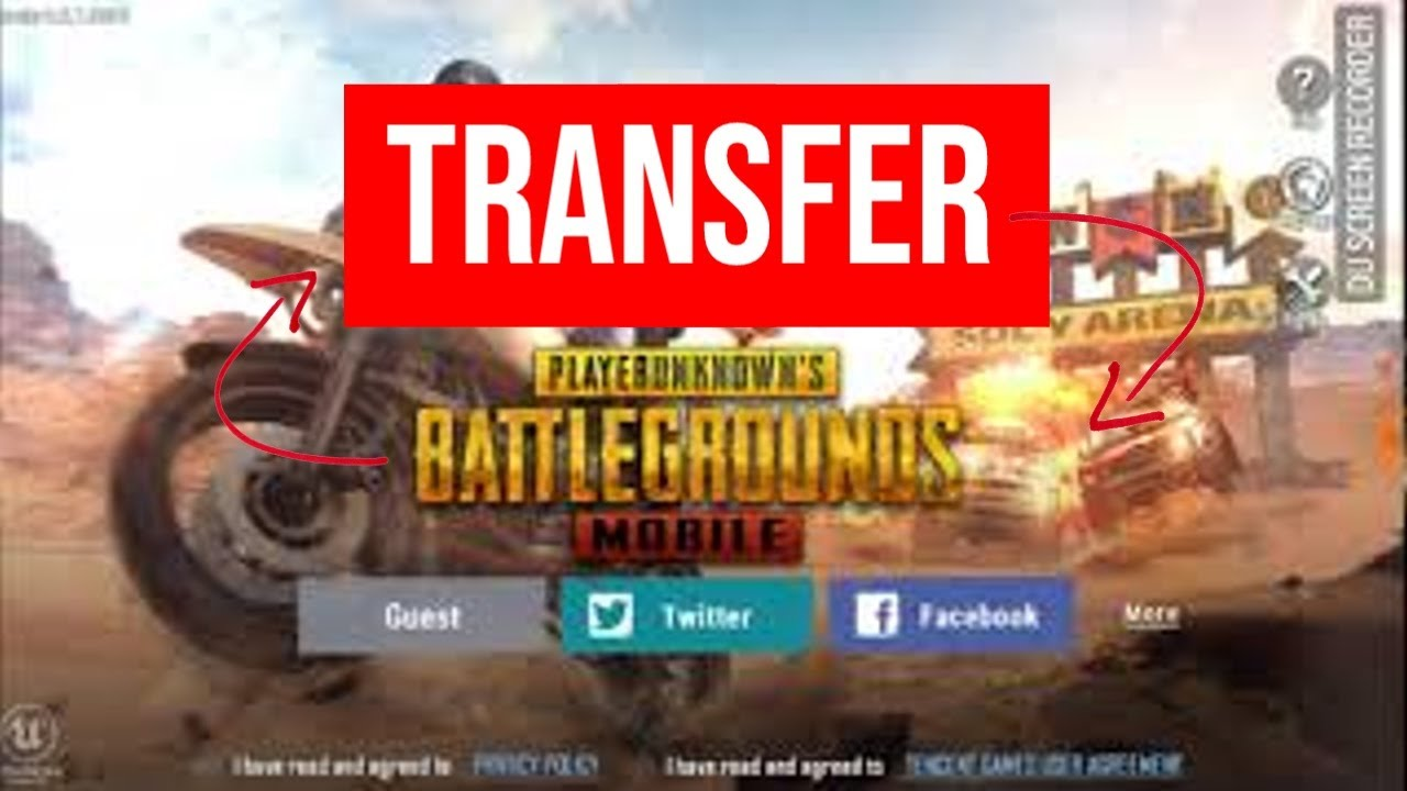 How To Transfer PUBG Mobile From One Phone to Another (2018)