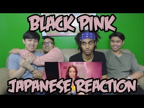 BLACKPINK - AS IF IT'S YOUR LAST JAPANESE VER. MV REACTION (FUNNY FANBOYS)