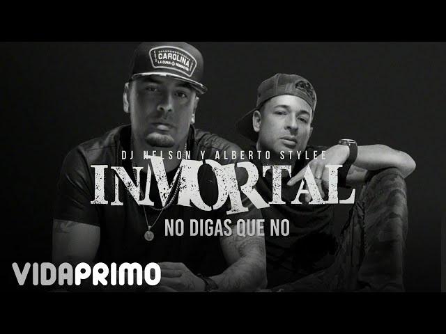 Dj Nelson y Alberto Stylee - No Digas Que No [Official Audio]