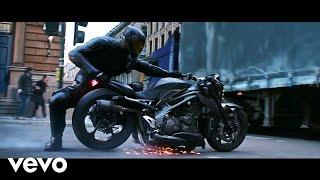 Indila - Derniére Danse REMIX' | Fast & Furious Chase Scene