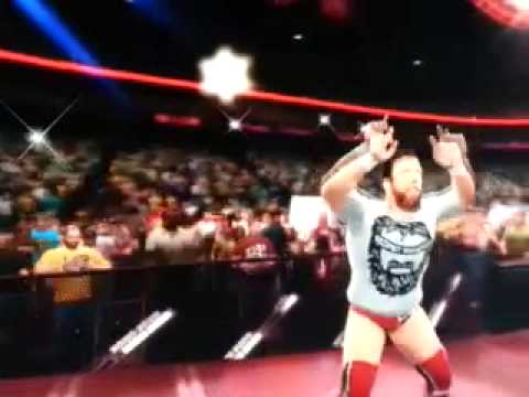 Wwe 2k14 Daniel Bryan Yes Entrance Wwe 2k14 Daniel Bryan ...