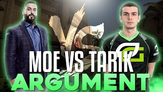 m0E VS TARIK ARGUMENT! CS:GO RANK S!