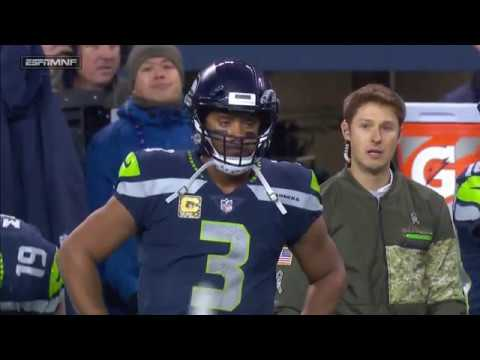 Seattle Seahawks Lose To The Falcons On 3 Costly Mistakes | Week 11 Highlights | NFL
