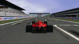 F1 2000 PC Gameplay HD