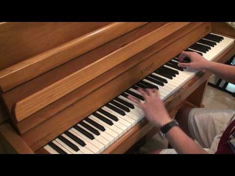 Craig David - Insomnia Piano by Ray Mak