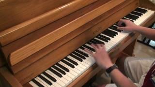 Craig David - Insomnia Piano by Ray Mak