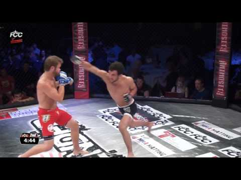 FCC 16 Co-main Event: Andy Young vs Aaron Aby