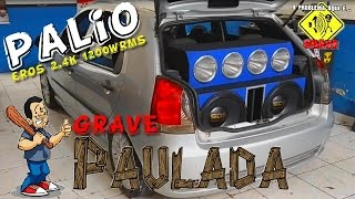 Eros 2.4k é Forte??? Palio GRAVE PAULADA...☢JuNiOr SoM♛® thumbnail