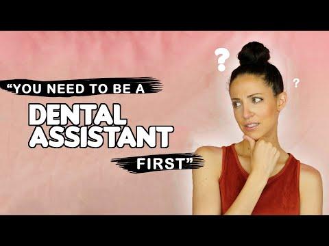 Should You Become A Dental Assistant Before Dental Hygiene School?