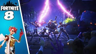 Fortnite! Let's build my New Base 🎁! Fortnite Saving the World #8