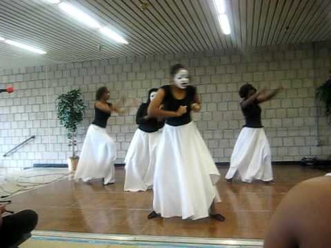 I NEED YOUR GLORY-James Fortune- Praise Dance