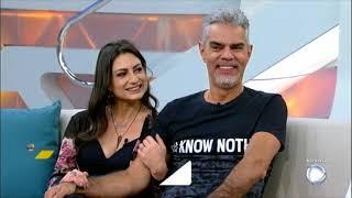 Relembre a eliminação de Tatí e Nizo do Power Couple Brasil