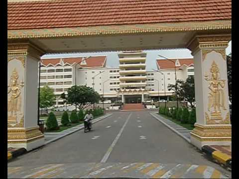 Hotel Cambodiana, Phnom Penh, Cambodia