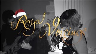 Santa Baby - Kylie Minogue // Cover by Royal Voicings