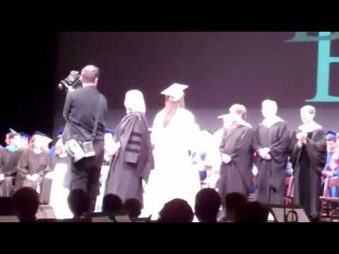 Lori's Graduation from Blind Brook High School  June 21, 201